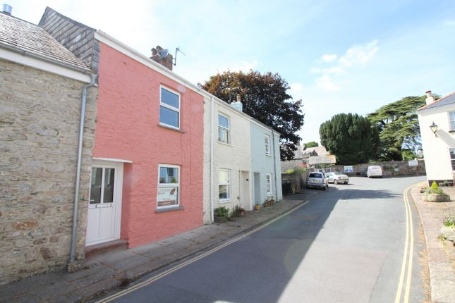 Thumbnail Terraced house for sale in Wellington Square, South Brent, Devon