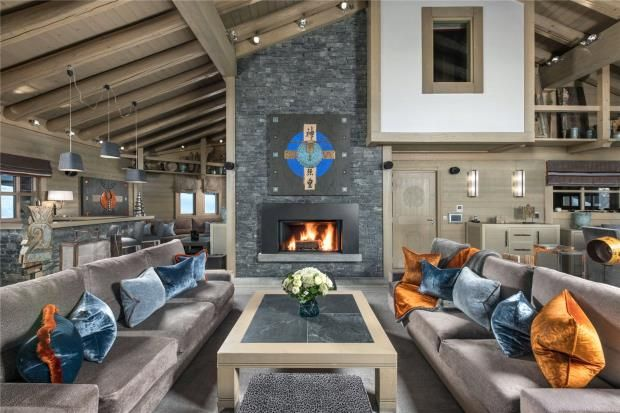 Thumbnail Property for sale in Courchevel 1850, French Alps, 73120