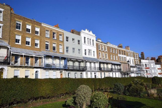 Thumbnail Terraced house for sale in Nelson Crescent, Ramsgate, Kent