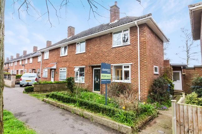 Thumbnail Semi-detached house for sale in Buckingham Road, Norwich