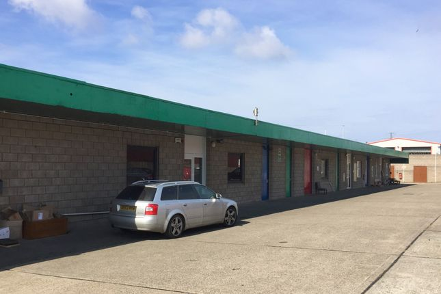 Light industrial to let in Dane Valley Road, St Peters, Broadstairs