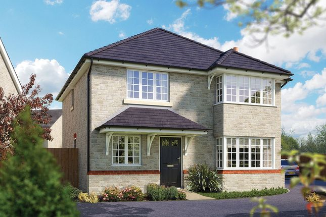 "Thumbnail Detached house for sale in ""The Canterbury"" at Cleveland Drive, Brockworth, Gloucester"