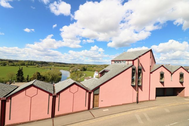 Thumbnail Town house for sale in Wilton Road, Ross-On-Wye