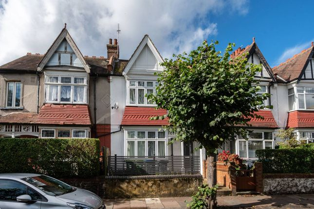 Thumbnail Terraced house to rent in Cannon Hill Lane, Wimbledon, London