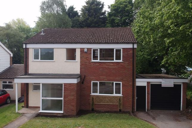 Detached house for sale in Rees Drive, Wombourne, Wolverhampton