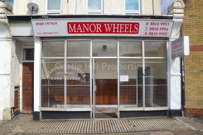 Manor Road, West Ealing, Greater London. W13