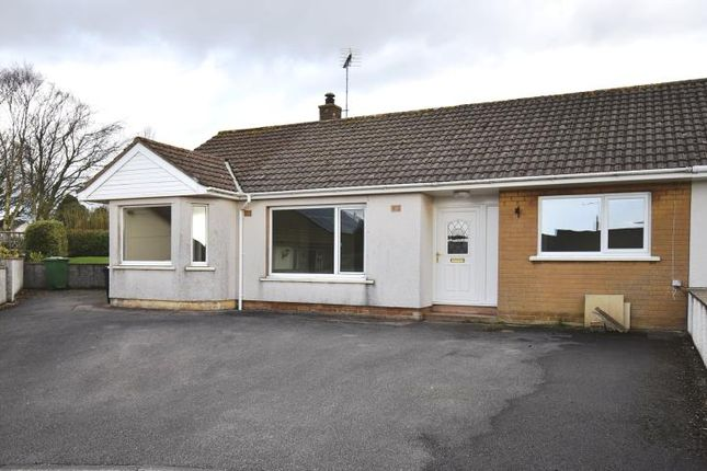 Thumbnail Bungalow to rent in Garborough Close, Crosby, Maryport