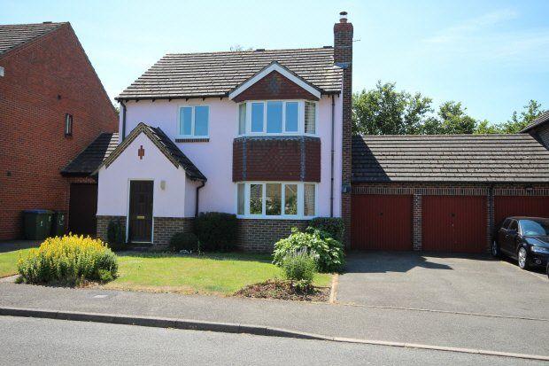 Thumbnail Property to rent in Guyhurst Spinney, Thakeham, Pulborough