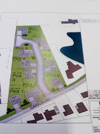 Thumbnail Land for sale in Carr Road, North Kelsey, Market Rasen