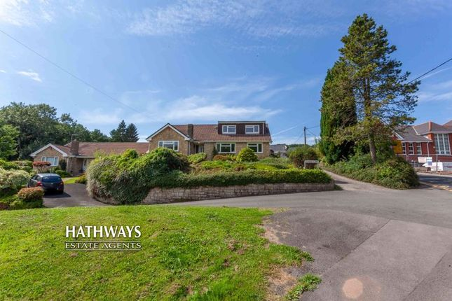 Thumbnail Detached bungalow for sale in School Lane, Abersychan, Pontypool