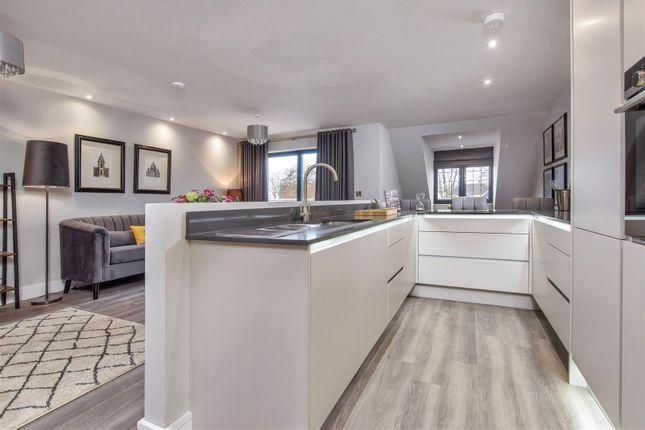 Thumbnail Flat for sale in Apartment 2, Rebbur Gardens, Nicker Hill, Keyworth