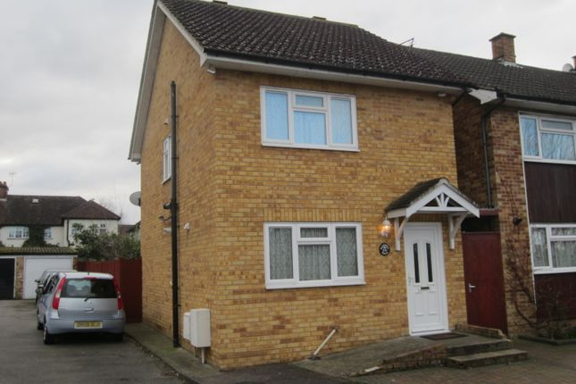Thumbnail Detached house to rent in Blackwell Drive, Watford