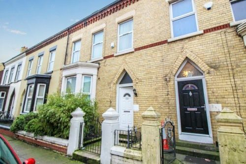 Thumbnail Terraced house for sale in Anfield Road, Liverpool, Liverpool, Merseyside