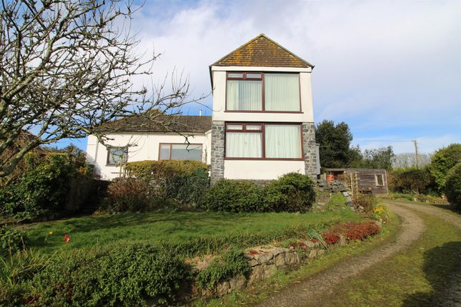 Thumbnail Detached house for sale in Gillan, Manaccan, Helston
