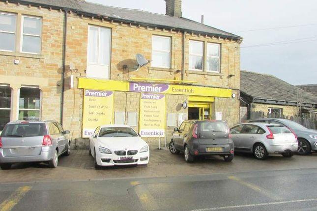 Thumbnail Retail premises for sale in Commercial Road, Skelmanthorpe, Huddersfield