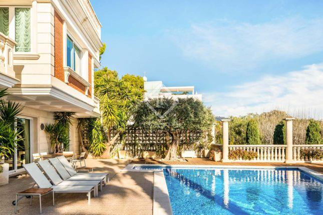 Thumbnail Villa for sale in Spain, Barcelona, Barcelona City, Pedralbes, Bcn16348
