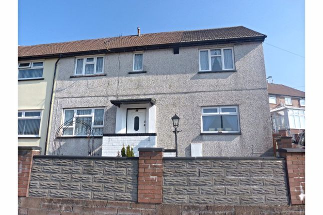 Thumbnail Semi-detached house to rent in Heol Y Mynydd, Pentre