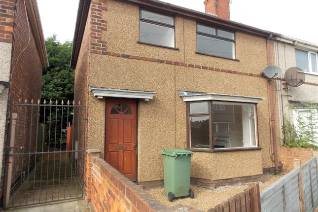 Thumbnail End terrace house to rent in St Leonards Avenue, Grimsby, Lincolnshire