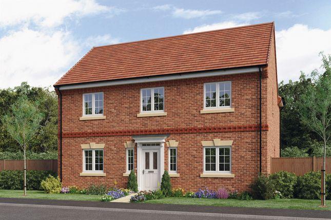Thumbnail Detached house for sale in Luke Lane, Brailsford, Ashbourne