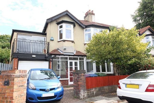 Thumbnail Semi-detached house for sale in Dudlow Gardens, Mossley Hill, Liverpool