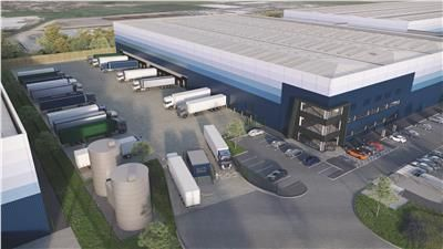Light industrial for sale in G Park Development, Wixams, Bedford