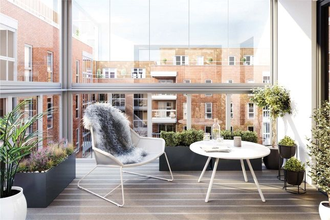 1 bed flat for sale in Fellows Square, Cricklewood, London