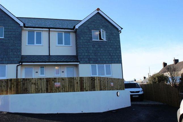 Thumbnail Semi-detached house for sale in Nanpean, St. Austell