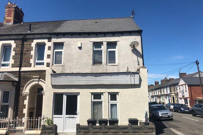 Studio to rent in Habershon Street, Splott, Cardiff CF24