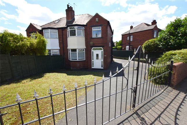 Thumbnail Semi-detached house for sale in Dewsbury Road, Leeds, West Yorkshire