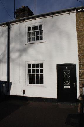 Thumbnail Terraced house to rent in Rosenthal Terrace, High Street, Hemingford Grey, Huntingdon