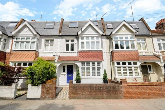 Thumbnail Property to rent in Clancarty Road, London