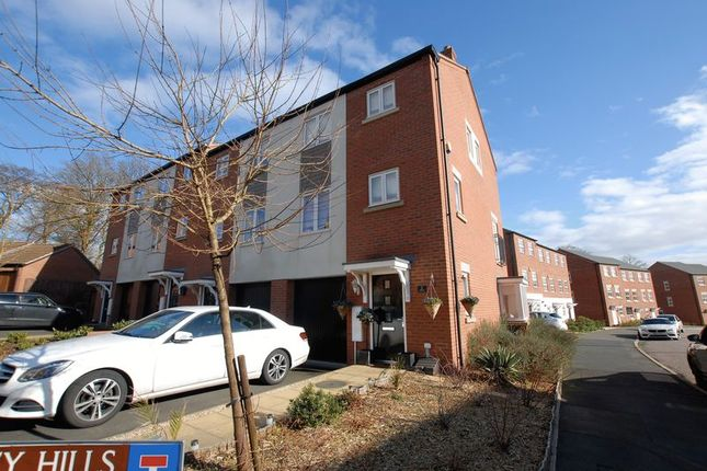 Thumbnail Terraced house for sale in Ferney Hills Close, Great Barr, Birmingham