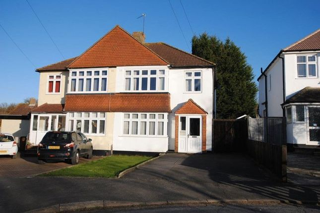 3 bed semi-detached house for sale in June Close, Coulsdon