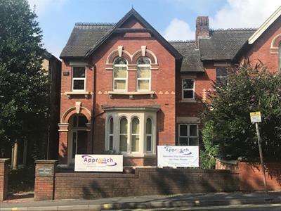 Thumbnail Office to let in Cauldon Chambers, Stoke Road, Shelton, Stoke On Trent, Staffs