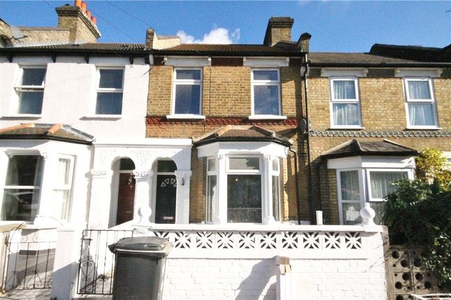 Thumbnail Terraced house to rent in Crowther Road, London