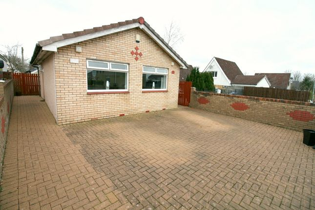 Thumbnail Bungalow for sale in Lawhill Road, Carluke