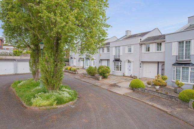 Thumbnail Town house for sale in Ansteys Close, Torquay