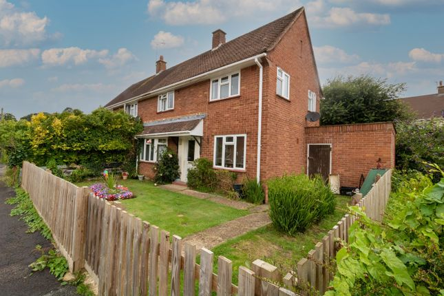 Thumbnail Semi-detached house for sale in Ladycross Road, Hythe, Southampton