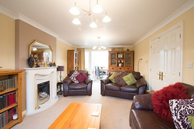 Thumbnail Detached house for sale in Cherrytree Way, Witney, Oxfordshire