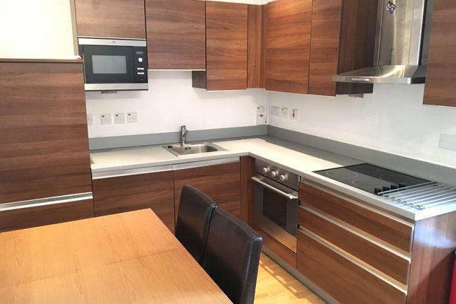 2 bed flat to rent in Allison Street, Birmingham B5