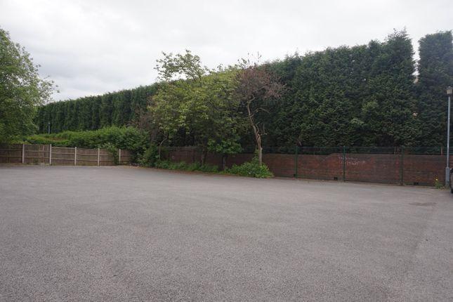 Car Park of Mill House, Spital Lane, Chesterfield S41