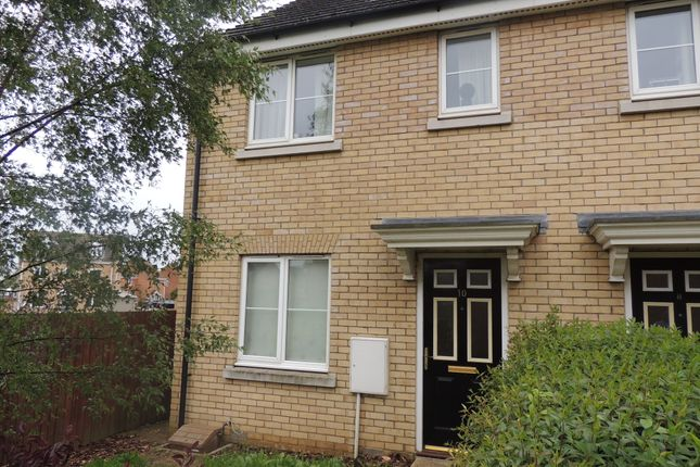 2 bed end terrace house to rent in Coriander Road, Downham Market