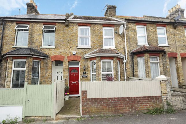 Thumbnail Terraced house for sale in Dane Park Road, Ramsgate
