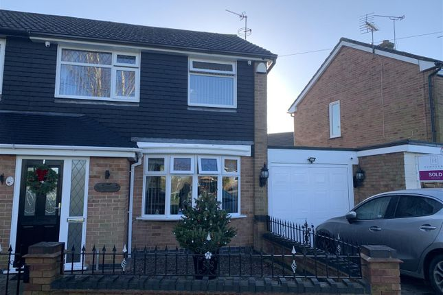 3 bed semi-detached house to rent in Overdale Avenue, Glenfield, Leicester LE3