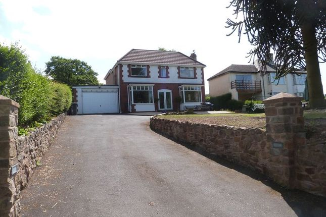 Thumbnail Detached house for sale in Beeston View, Birch Tree Lane, Scholar Green