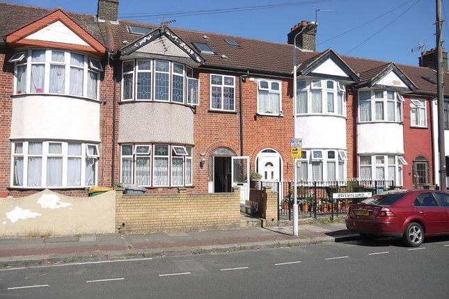Thumbnail Terraced house to rent in Ravenhill Road, Upton Park, London, Greater London.