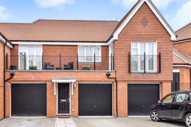 Thumbnail Maisonette for sale in Frimley, Camberley, Surrey