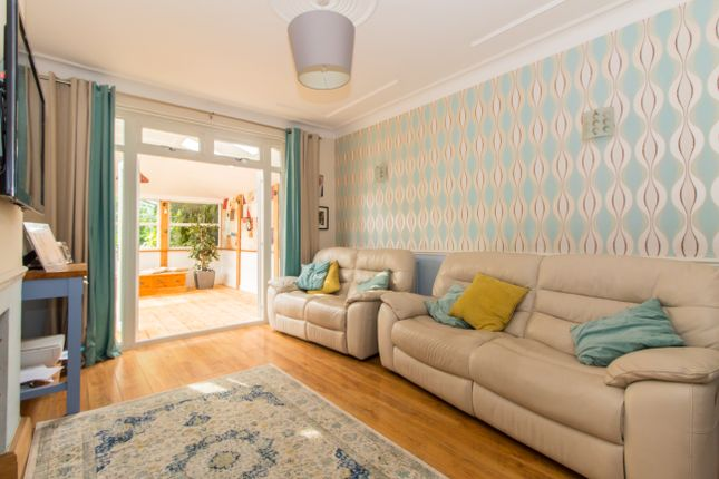 Thumbnail Semi-detached house for sale in Cheltenham Drive, Leigh-On-Sea