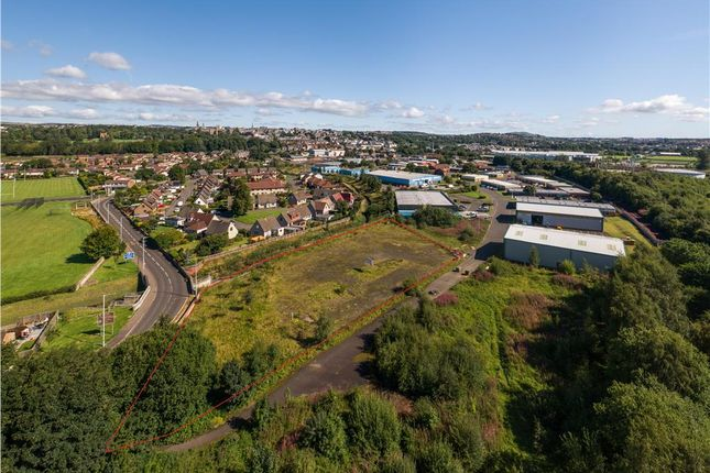 Thumbnail Land to let in Compound Site, Dickson Street, Elgin Industrial Estate, Dunfermline