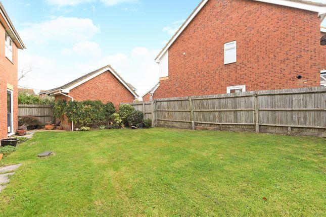 Thumbnail Detached house for sale in Old Farm Place, Ash Vale, Aldershot, Hampshire